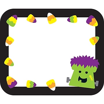 Carson-Dellosa Halloween Name Tags, 40/Pack (CD-150053)