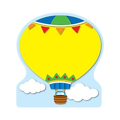 Carson-Dellosa Notepads, Hot Air Balloon, 5-3/4x6-1/4