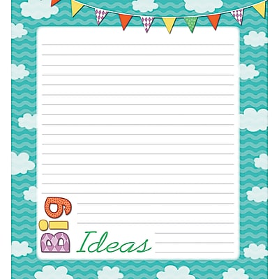 Up and Away Notepad, 50 Sheets Per Pad
