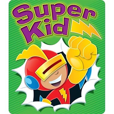 Carson-Dellosa Stickers, Motivational, Super Kid