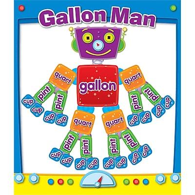 Gallon Man Sticker Pack, Pack of 24 (CD-168116)