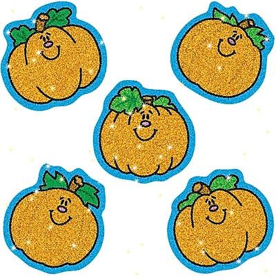 Carson-Dellosa Dazzle™ Stickers, Pumpkins