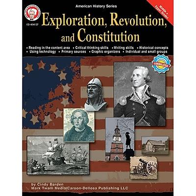 Exploration, Revolution, and Constitution