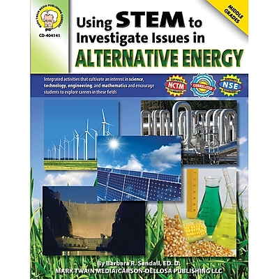 Using STEM to Investigate Issues in Alternative Energy