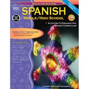 Spanish, Middle/High School
