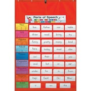 Carson-Dellosa Pocket Charts, Original Pocket Chart, Red