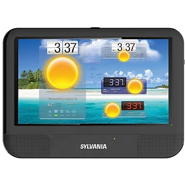 sylvania sltdvd9220 9 tablet 1 3 ghz quad core 8 gb flash 1 gb rh staples ca 7 Inch Android Tablet Android Tablet User Manual