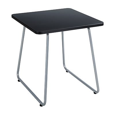 Safco® Anywhere End Table, Black (5090SL)