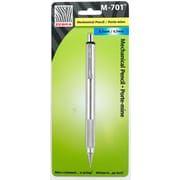Zebra M-701 Stainless Steel Mechanical Pencil, 0.7mm