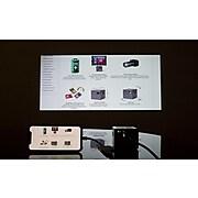 AAXA P2-B Mini Pico Projector (Handheld) (KP-200-01) DLP, Gray