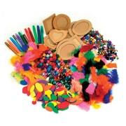 Chenille Kraft® Papier Mache Activities Frame Kit, Assorted