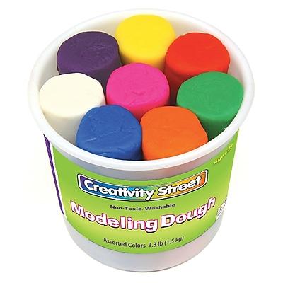 Modeling Dough, 8 colors