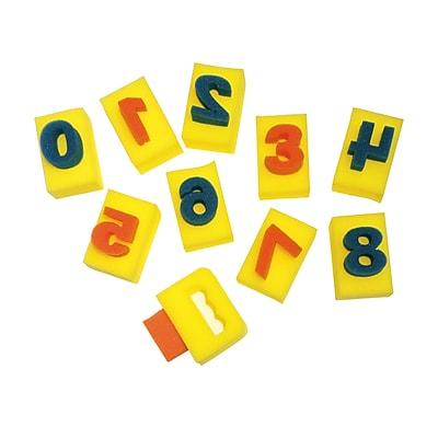 Paint Handle Sponges, Number 0-9