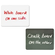 """Chenille Kraft® 2 Sided Combo Board, 9"""" X 12"""", 10/Pack"""