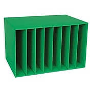 Pacon Classroom Keepers Literature Storage, Green (PAC001315)