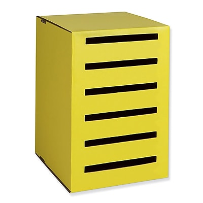 Pacon® Classroom Keepers® Homework Collector, Yellow (PAC001336)