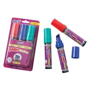 "Pacon® Jumbo Marker, .63"" Nib, Assorted Colors, 3 Pieces/Set, Bundle of 3 Sets (PAC1660)"