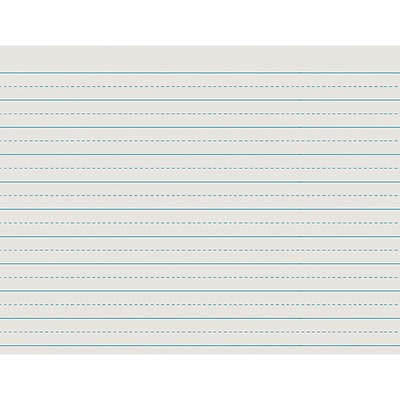 Pacon® Alternate Dotted Ruled Newsprint, 3/4