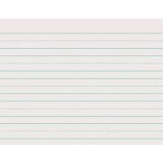 "Pacon® Skip-A-Line Ruled Newsprint, 1"" Ruling, 500 Sheets"