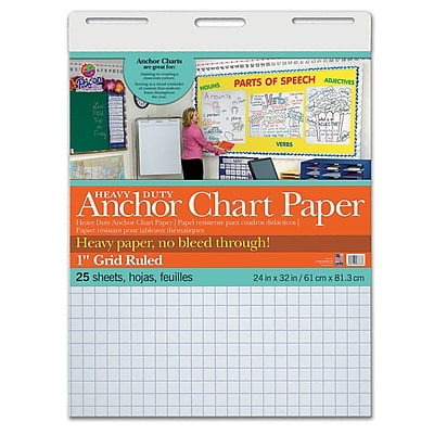 Pacon® Heavy Duty Anchor Chart Paper, 24