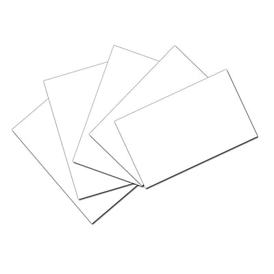 Pacon® Index Cards, 3