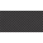 "Fadeless 48"" x 50' Classic Dots - Black & White, Design Roll (PAC55845)"