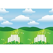 """Pacon Fadeless Bulletin Board Art Paper Roll, 48"""" x 12', Landscape, Pack of 4 (PAC56398)"""
