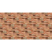 "Pacon Fadeless® Design Roll, 48"" x 50', Reclaimed Brick (PAC57465)"