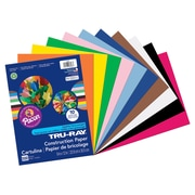 Tru Ray Construction Paper 9X12 Bulk Assortment (PAC6588)