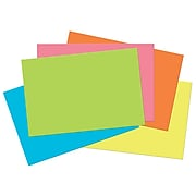 """Tru, Ray Hot Color Sulphite Construction Paper, 18"""" x 12"""", 50 / Pack"""
