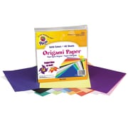 "Pacon® 9"" x 9"" Origami Craft Paper, 40/PK, 2 PK/BD"