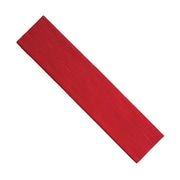 "Creativity Street® Crepe Paper, 20"" x 7.5', Red, 12 Sheets (PACAC10140)"