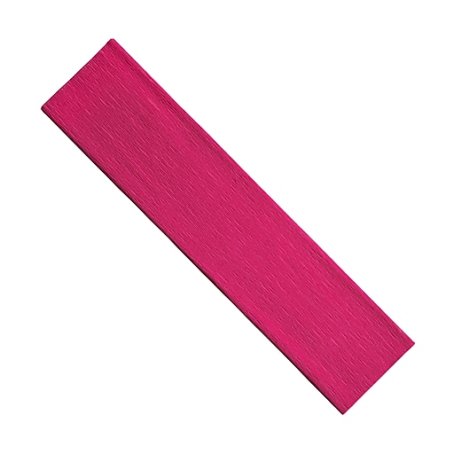 """Creativity Street® Crepe Paper, 20"""" x 7.5', Pink, 12 Sheets (PACAC10150)"""
