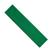 "Creativity Street® Crepe Paper, 20"" x 7.5', Green, 12 Sheets (PACAC10180)"