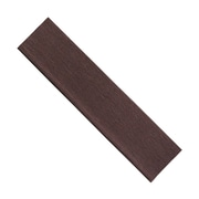 "Creativity Street® Crepe Paper, 20"" x 7.5', Brown, 12 Sheets (PACAC10190)"
