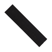 "Creativity Street® Crepe Paper, 20"" x 7.5', Black, 12 Sheets (PACAC10210)"