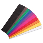 Creativity Street® Crepe Fold Assortment, 10 Sheets (PACAC10250)