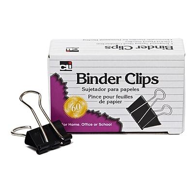 Binder Clips, Mini, 1/4
