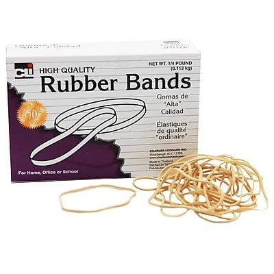 Charles Leonard Rubber Bands, 3