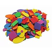 Charles Leonard Creative Arts™ Foam Shapes, Assorted Colors/Sizes, 720/Pack