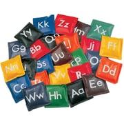 Alphabet Bean Bags, Assorted Colors, 26/pkg (CHSAB55)