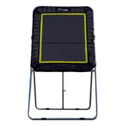 Champion Sports Deluxe Steel Lacrosse Ball Rebounder. Black (CHSLBT43)