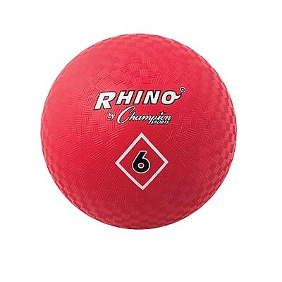 Playground Balls, 6
