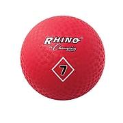 """Playground Balls, 7"""", Red"""