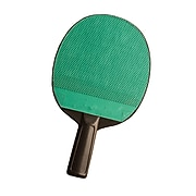 Champion Sports Plastic / Rubber Table Tennis Paddle, 6 Paddles (CHSPN4)