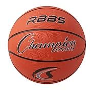 "Champion Sports Mini Basketball, 7"" Diameter (CHSRBB5)"