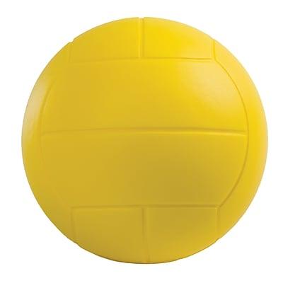 Champion Sports® Foam Coated Volleyball, Yellow (CHSVFC)