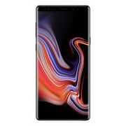 Samsung Galaxy Note9 6.4-inch Unlocked Cell Phone, 128 GB, 2.8 GHz Exynos 9810, 2960 x 1440, Midnight Black (SMN960WZKAXAC)