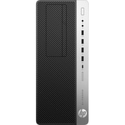 HP EliteDesk 800 G4 MT 4AL73UT#ABA Desktop Computer, Intel Core i7-8700 3.20 GHz