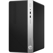 HP ProDesk 400 G5 4CE00UT#ABA Microtower Desktop Computer, Intel Core i5-8500 3 GHz